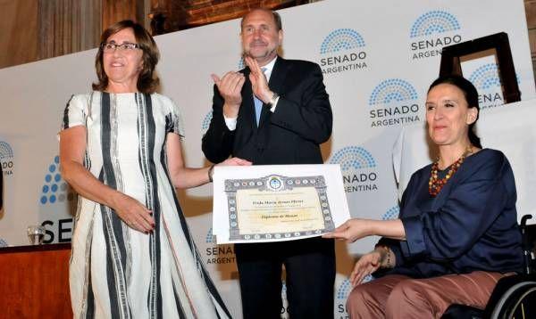 Mención de Honor Domingo Faustino Sarmiento