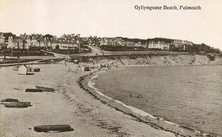 Vintage Falmouth http://www.360degreebeaches.com/vintage-cornwall/