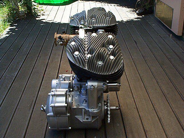 1951 indian motorcycle restoration