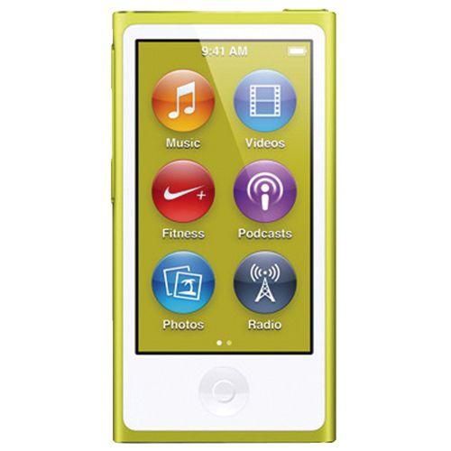 Apple iPod nano 7th Generation 16GB - Yellow