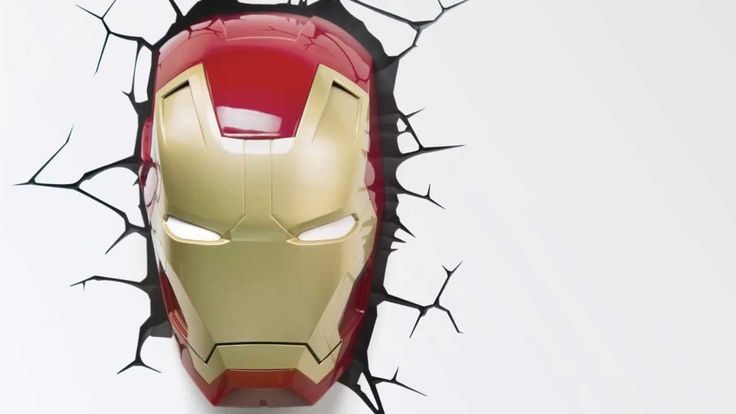3d Wall Lights Target : 53 best images about 3DlightFX 3D Superhero Deco Lights on Pinterest Thors hammer, Iron man ...