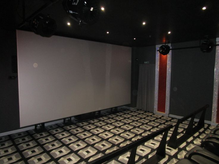Entertainment - 4D Kino