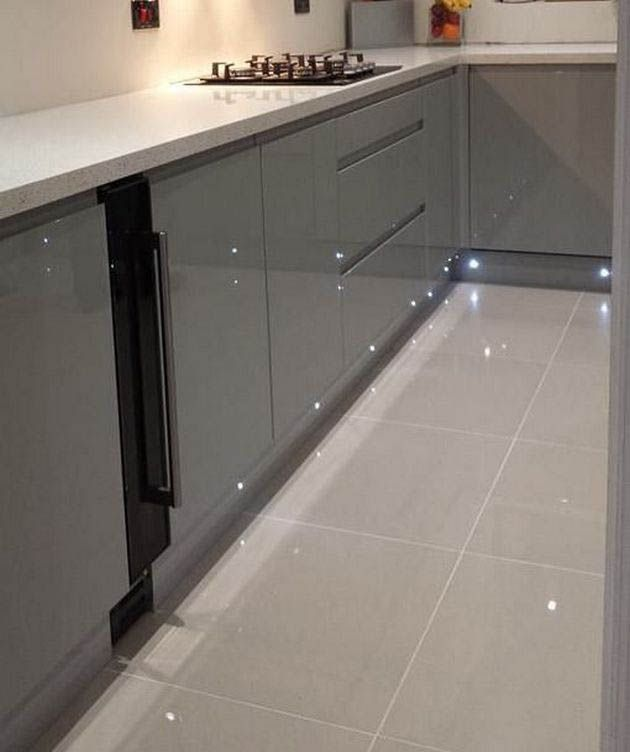 Floor Tile Design Ideas House Flooring Grey Kitchen Floor