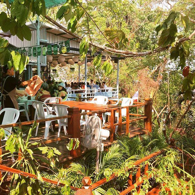 Restaurant paniramique au cœur de #Phuket #thailande