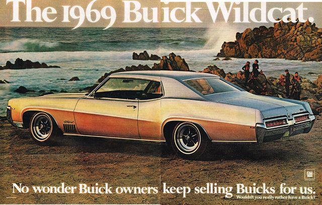 1969 Buick Wildcat | 1969 Buick Wildcat Ad