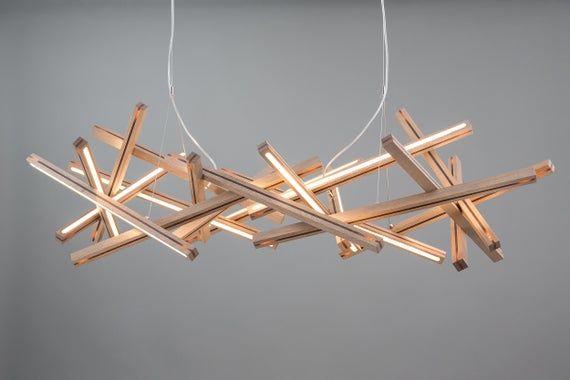 INFINITY LUX, Modern Lighting Chandelier, Led Chandelier, Led Light Decor, Big Chandelier, Designer