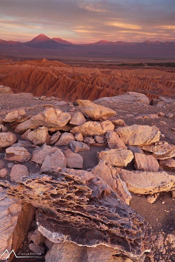 Death Valley - San Pedro de Atacama - Chile