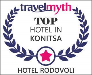 Hotel Rodovoli: Top Hotel in Konitsa
