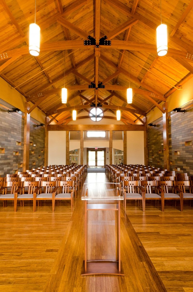 Rear View Of The Wilkes Family Chapel Concord University Point In Athens WV Gorgeoussss