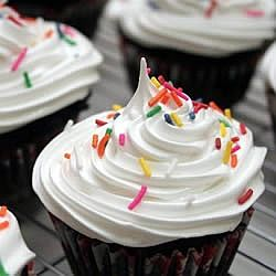 Homemade Cake Frosting Recipes:  Caramel Frosting, Whipped Cream Cheese Frosting, French Silk, Lemon, Peanut Butter, Rocky Road and Whipped Cream Frosting and more