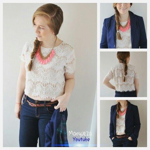 ❤ Love this Outfit ❤ Arreglate con Ani de día !!!! #Videodehoy  #Marqueza #Youtube