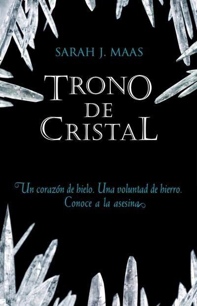 EL LIBRO DE ALE : TRONO DE CRISTAL DE SARAH J. MAAS