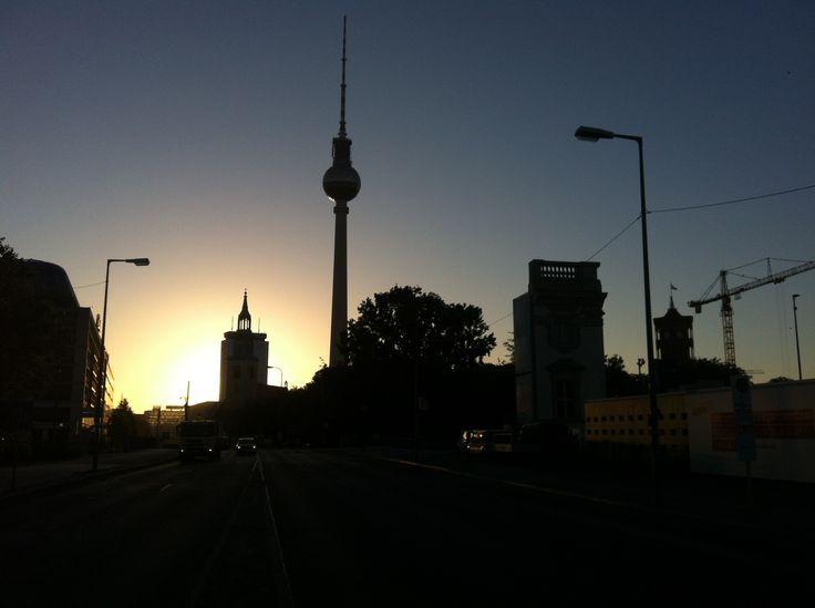 Berlin Sunrise