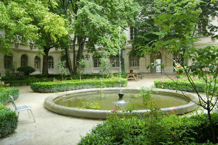 HiP Paris Blog, Isabel Miller-Bottome, Jardin 'ENS EDITED