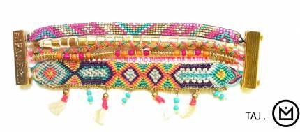 Bracelet HIPANEMA TAJ