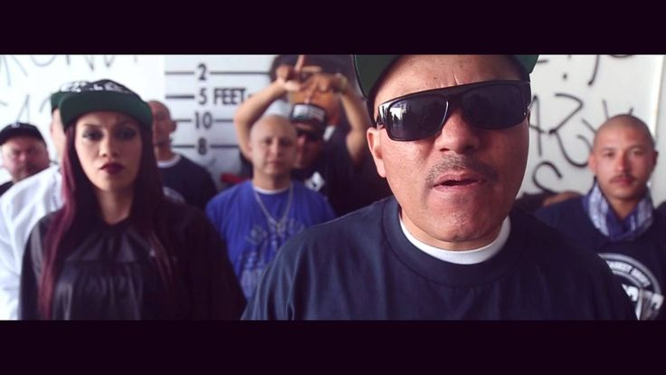 Brownside - M.W.A (Mexicans With Attitude) 2016 Official Music Video off...