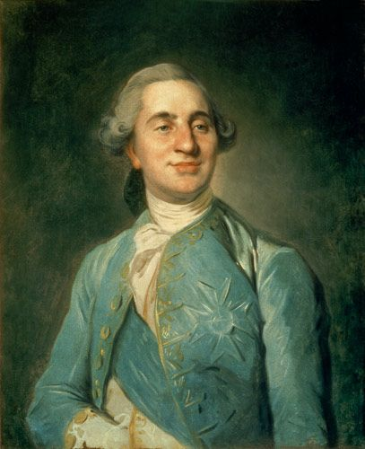 Louis XVI, painted by Duplessis. Photo: Pushkin Museum, Moscow.