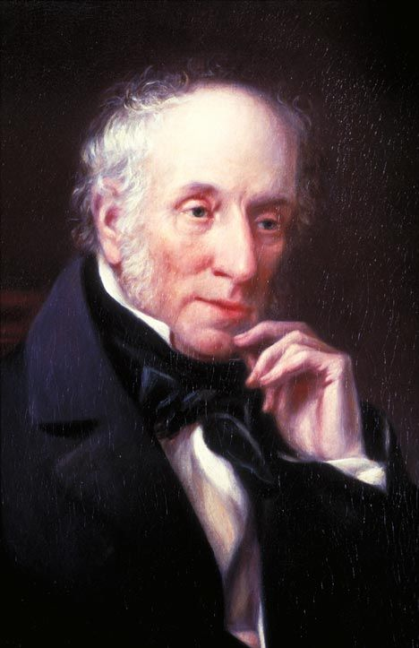 English poet William Wordsworth.was appointed Poet Laureate a day before his 73rd birthday. This day 6th April, 1843