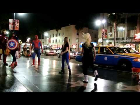 Mia Diaz and Jordyn Jones in Hollywood  Hey send u this video I'm in Hollywood!!!!! $wag
