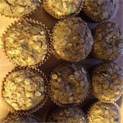 Healthy Pumpkin Zucchini Muffins - Allrecipes.com