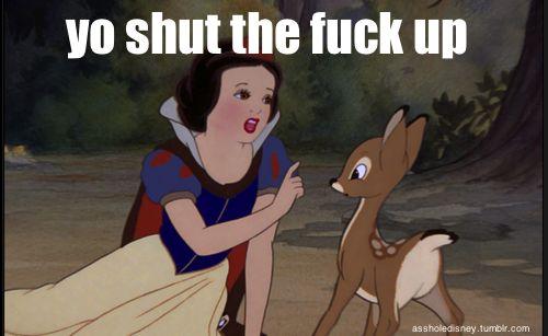 Ghetto Snow White is my favorite. - Imgur