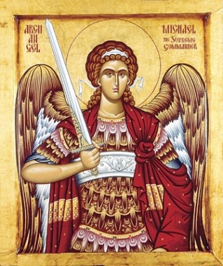 Archangel Michael - 20th c.