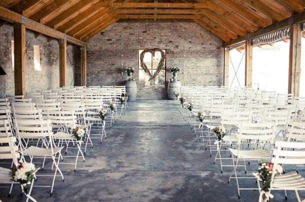 Rockhaven ceremony area | Tasha Seccombe #wedding