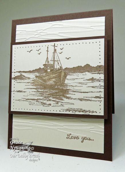 Love You Anniversary Card by scrappigramma2