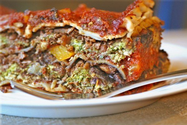 <p>A faux meat that is truly veggie-based: no tofu, no tempeh, no seitan, but made from whole vegetables, nuts and seeds. It is a versatile, delicious alternatives to the store-bought processed soy products. </p>