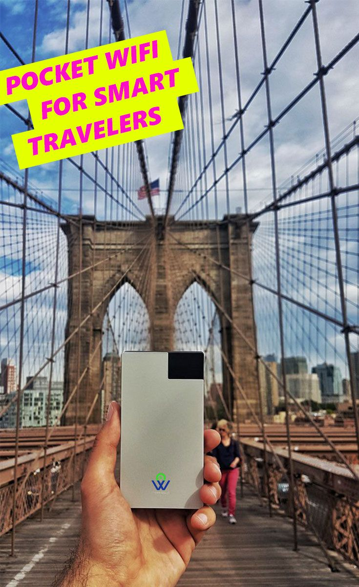 Be a smart traveler and get the Pocket WiFi from the #1 Rental Service. Save up to 95% on Data Roaming and stay in touch with friends and family while you are traveling.
