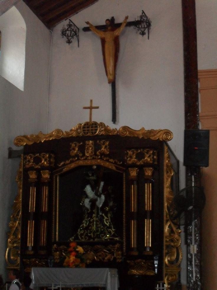 Black jesus, the pride of Portobelo