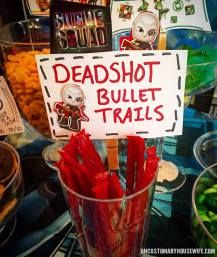 DEADSHOT- Suicide Squad. Batman Birthday Party Ideas. Superhero Birthday Party. Food, Decorations, and Fun. The Joker, Harley Quinn, Superman, Justice League, Suicide Squad, and more!