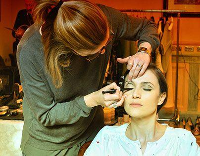 "Check out new work on my @Behance portfolio: """"Glamorous spring"" (Backstage)"" http://on.be.net/1TPXBCV ""Glamorous spring""  Photographer: Fulvio Maiani Stylist: Alessia Caliendo Starring: Anna Foglietta, Alessandro Averone Make-Up: Chiara Corsaletti Hair styling: Emanuele Romano Photo Assistant: Camilla Festiglione Stylist Assistant: Martina D'Ortenzi Backstage Photographer: Cinzia Carcaterra Ha collaborato: Silvia Berardi"