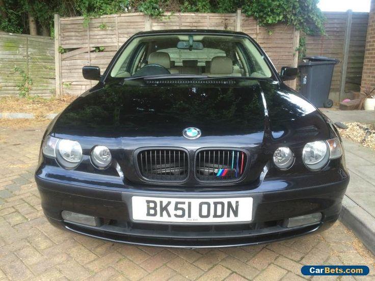 bmw 316i compact 2004