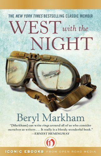 West with the Night by Beryl Markham, http://www.amazon.com/dp/B008NVZF5S/ref=cm_sw_r_pi_dp_b2pfvb0ABDZSV