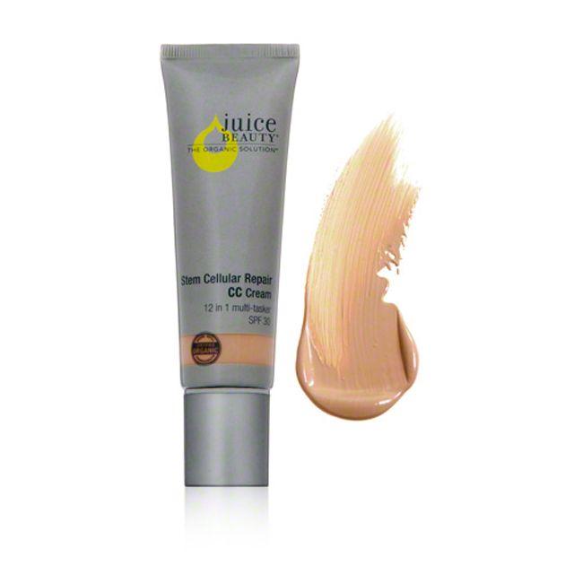 Product Review: Juice Beauty CC Cream Stem Cellular Repair. Teaser - we LOVE.