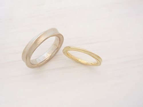 ZORRO Order Collection - Marriage Rings - 098