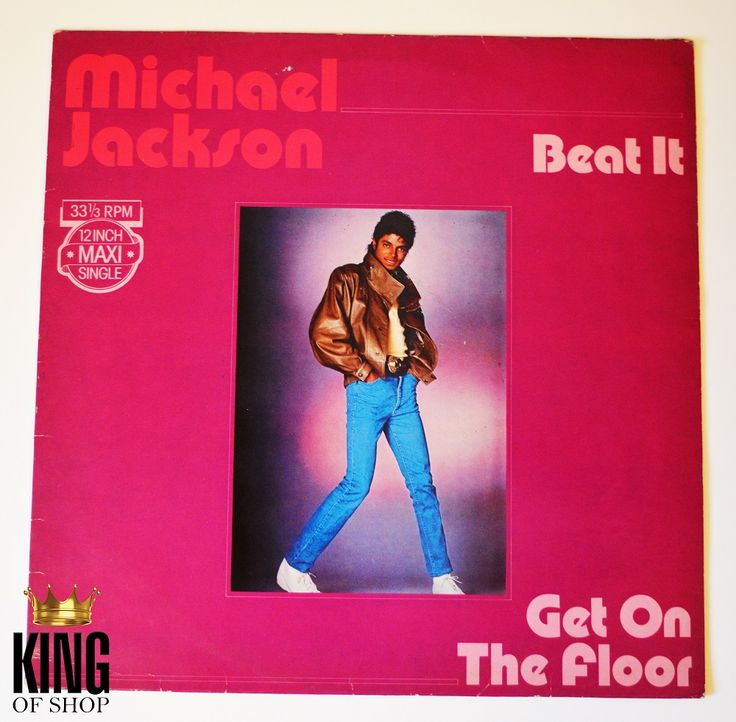 """Item of the day: Beat it 12""""  http://www.king-of-shop.com/product/beat-it-12-netherlands/"""