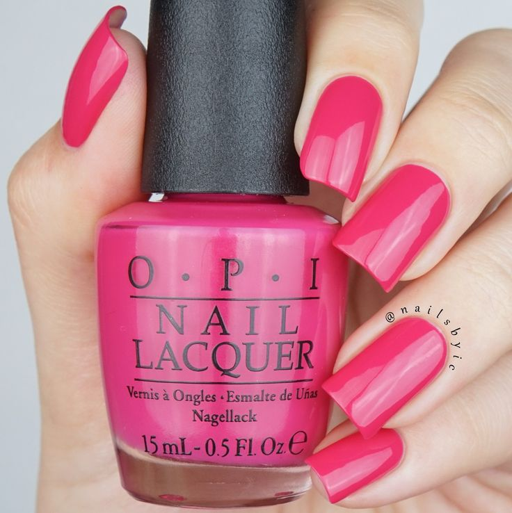 Pink Nail Polish Mini: 25+ Best Opi Pink Nail Polish Ideas On Pinterest