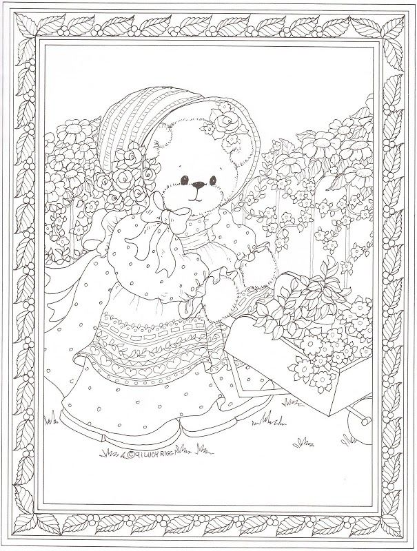 Album Archive Bear coloring pages, Blank coloring pages