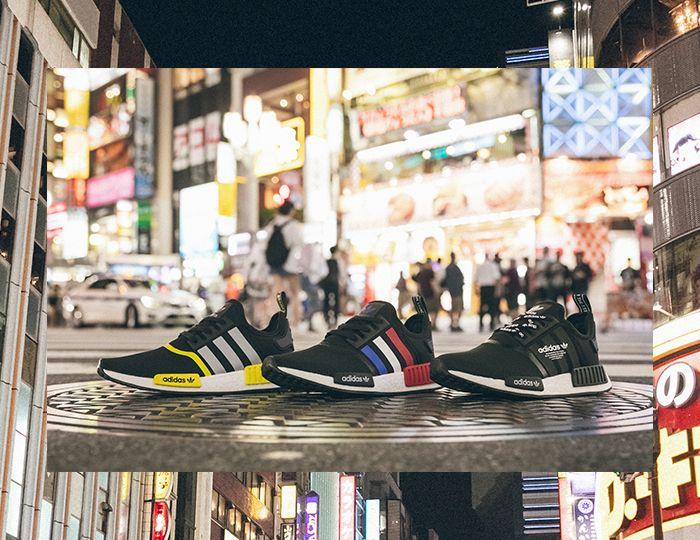 nmd r1 tokyo on feet