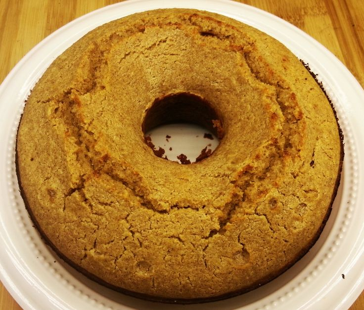 Torta de Almendras Low Carb!