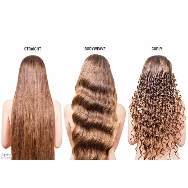 Straight Vs Wavy Vs Curly Extensions Tape In Hair Extensions