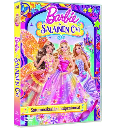 Barbie - Salainen ovi DVD   Karkkainen.com verkkokauppa