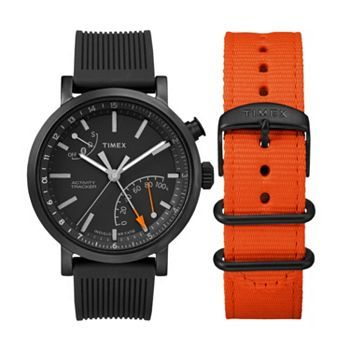 Timex Unisex Metropolitan+ Activity Tracker Watch & Interchangeable Band Set