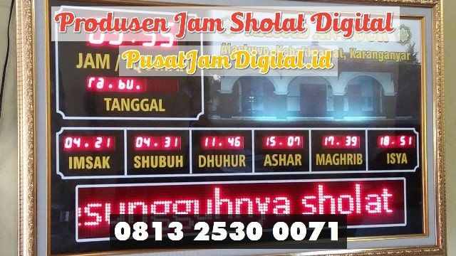 Jadwal Sholat Masjid Di Kuantan Singingi Wa 0813 2530 0071