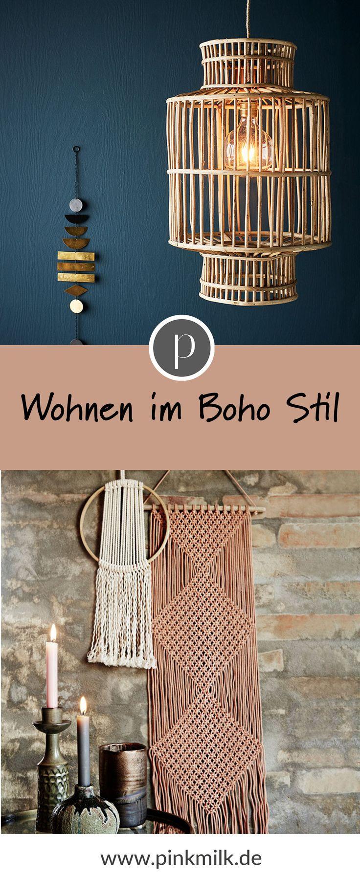 Bei uns im Shop findest Du coole Produkte im Boho Stil für Dein Zuhause. Egal o…
