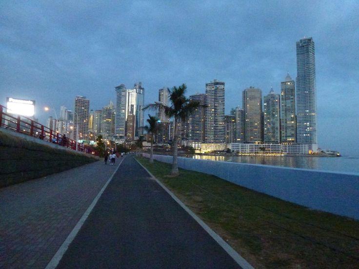 Panamà - Avenida Balboa