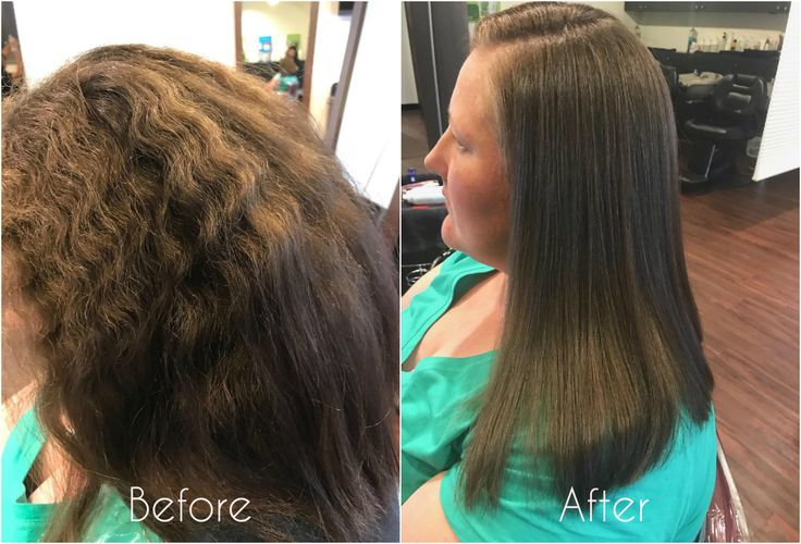 YUKO Hair Straightening Before & After ! #yukohairstraightening #hair #yuko #10daycourse #hairstylist #hairmodel