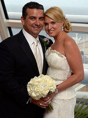 Cake Boss Buddy Valastro Renews Marital Vows
